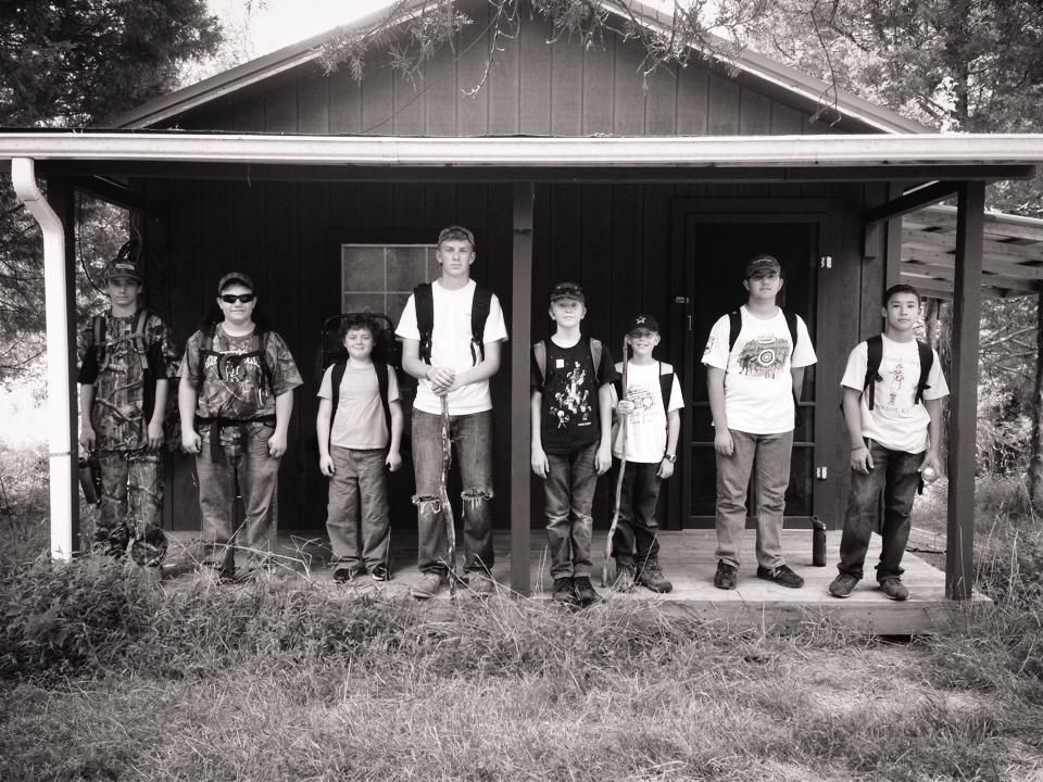 Boy Scout Troop 1